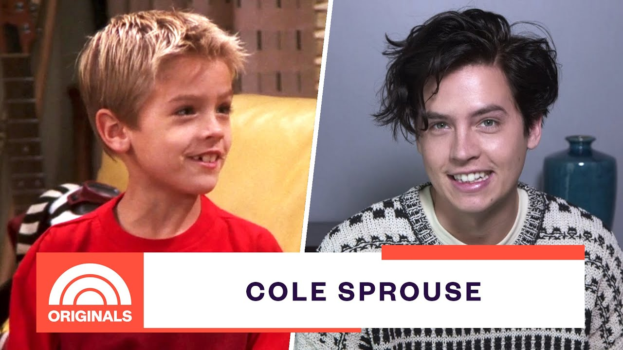 Download Cole Sprouse On Being Ross' Son On 'Friends' And His Crush On Jennifer Aniston | TODAY Originals