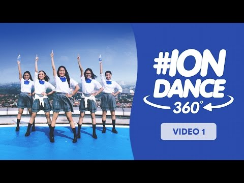 ION Dance 360 Video (Rooftop Version)
