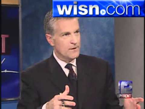 UPFRONT with Mike Gousha, Sept. 5, 2010 - Parties Tested In Wisconsin Senate Race
