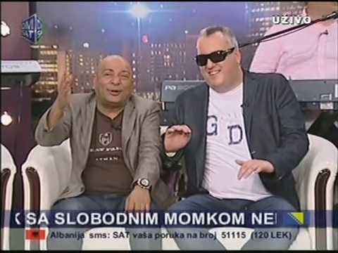 Dzej Ramadanovski - Peja Show - II deo. - (TV DM SAT 05.06.2012.)