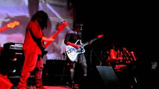 Big squalo in formalina live @ arci bolognesi 18.11.2011