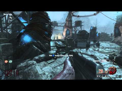 Black Ops 2 - Origins - All Black Disk/CD Locations - 720p HD
