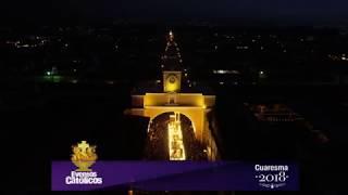 Jesús Nazareno de la Caída a su paso por Arco de Santa Catalina thumbnail
