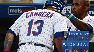 2017 Mets Opening Day Lineup