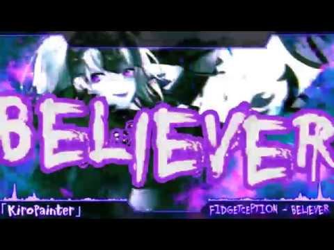 Nightcore - Believer (Metal Version)