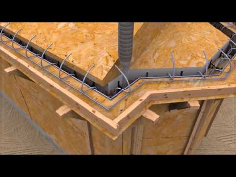 Smart Tie Concrete House Animation