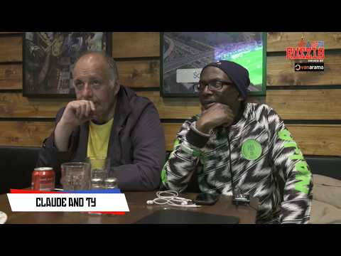 Brazil 1-1 Switzerland | Live World Cup Watch Along With Claude & Ty