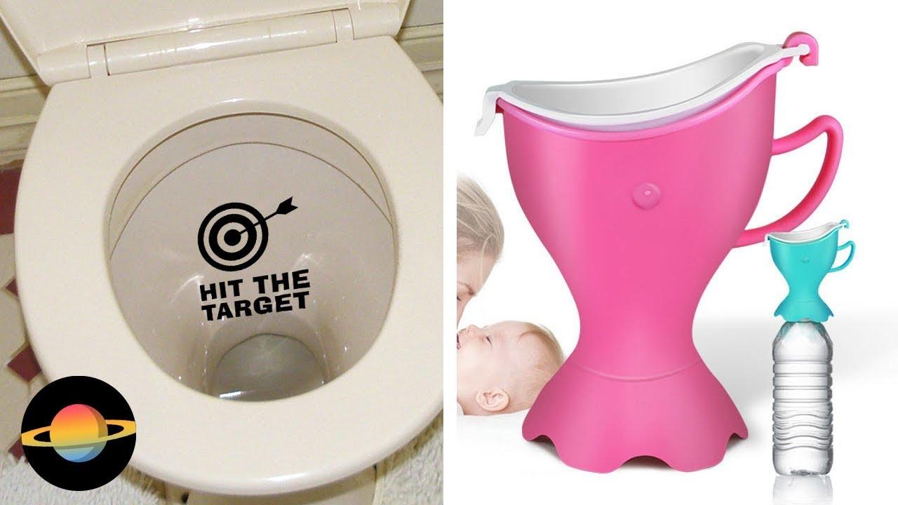 10 ciekawych gadżetów toaletowych