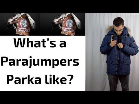 nouvelles images de beau look coupe classique Parajumpers Parka Overview: Right Hand Man - YouTube