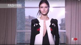 SCHIAPARELLI Haute Couture Spring Summer Full Show 2017 Paris by Fashion Channel