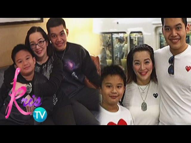Kris TV: Kris and friends' take on wearing couple shirts