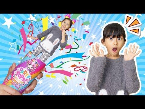 ドッキリサプライズ☆紹介するおもちゃが超欲しがってるおもちゃだったら?himawari-CH