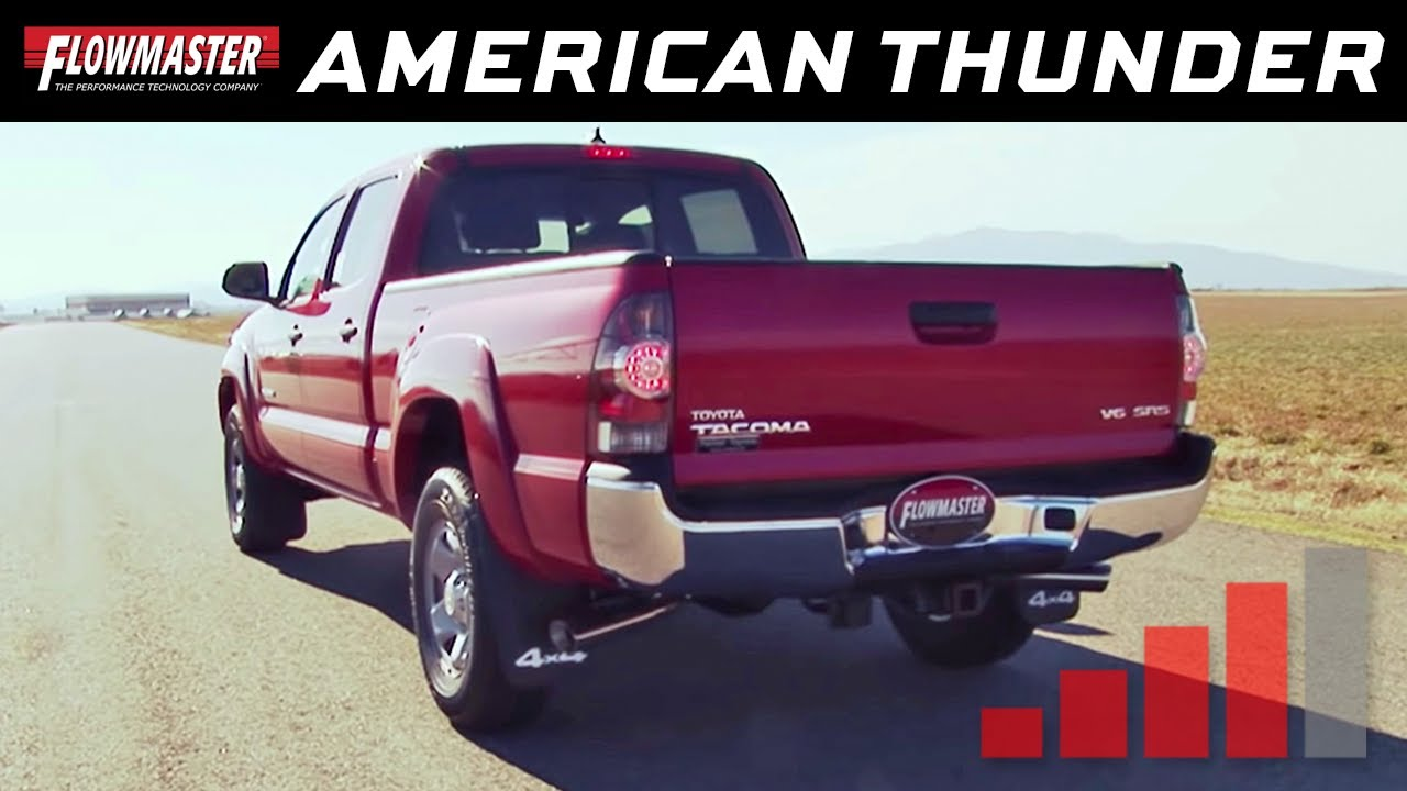 5 Best Exhaust Systems For Toyota Tacoma Reviews Ratings Performance Exhausts Trucks Enthusiasts