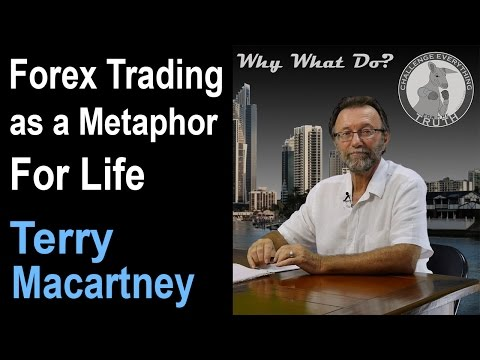 Forex Trading as a Metaphor for Life. Why What Do?