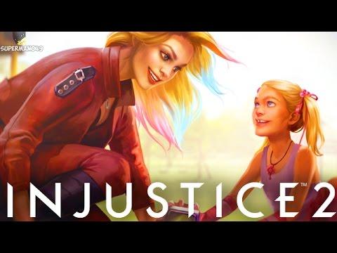 "Injustice 2: ""Harley Quinn"" Ending! - Injustice 2 Harley Quinn Multiverse Story Ending"
