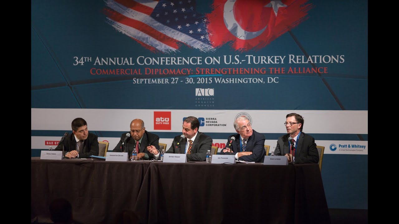 34th Annual Conference U S -Turkey Relations | Sep 27-30