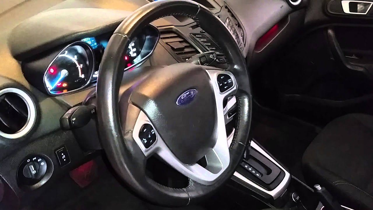 2013 Ford Fiesta Hatchback Interior Images Galleries With A Bite