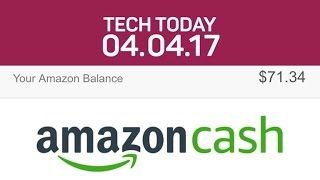 Amazon Cash debuts, Apple to make own GPU chips