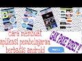 - TUTORIAL MEMBUAT APLIKASI PEMBELAJARAN BERBASIS ANDROID 2020 part 1 | Appypie