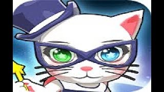 KittyRunAdventure : 3D Action run game (Android Games) By DeliciousGames