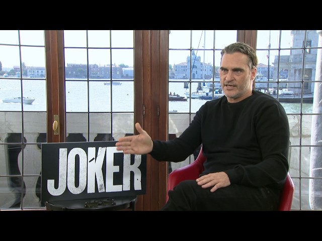 Joaquin Phoenix is the