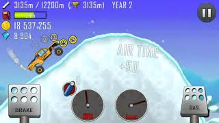 Hill Climb Racing, Trophy Truck, Seasons, 4460m