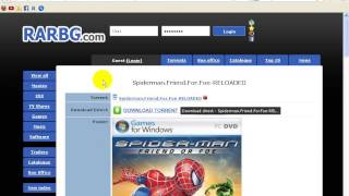 How to download spider man friend or foe