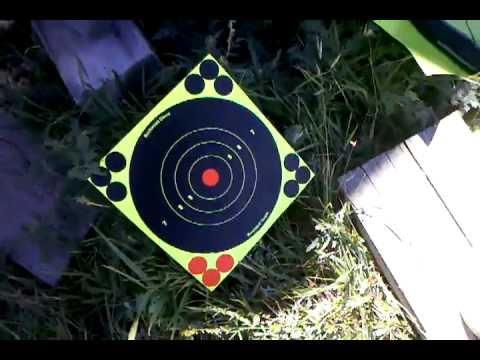 DIY shoot n see targets