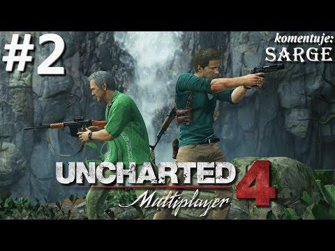 Uncharted 4: Kres Złodzieja (Multiplayer #2) - Starcie drużyn | 60 fps