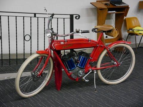 AEVA Adelaide-April 15, 2015, David Holden-Vintage Electric Bicycle