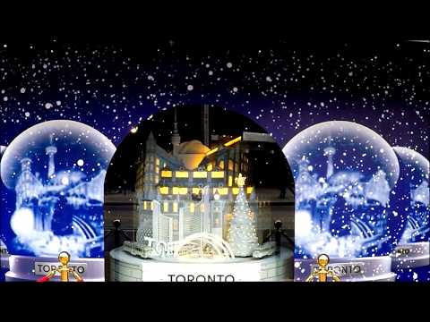 Hudson's Bay and Saks Fifth Avenue  2017 Holiday Windows