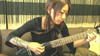 南澤大介さん編曲:ソロ・ギターのしらべ -スタジオジブリ作品集-、『おもひでぽろぽろ』を弾いてみました。 ミスが目立ちますが、アガリ症の...