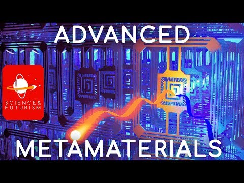 Advanced Metamaterials