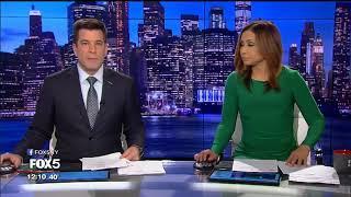 Fox 5 News - Ezras Nashim Ambulance