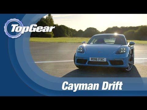 Cayman drift - Top Gear 2017: Teaser - BBC Two