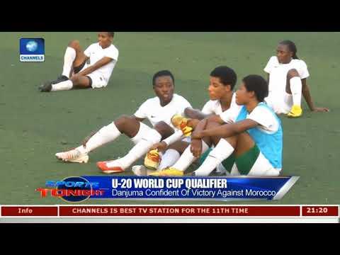 Analysing 2018 CHAN Draws As Nigeria To Face Libya, Rwanda, E/Guinea Pt.1 |Sports Tonight|