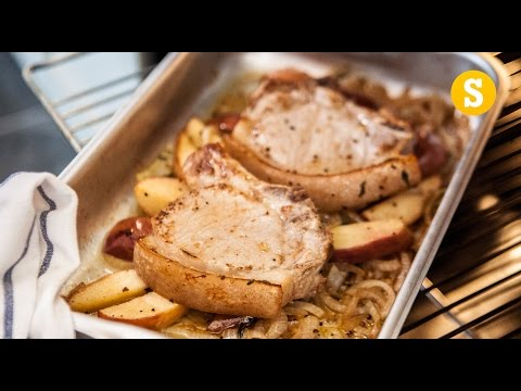 Perfect Pork Chop Recipe With Apples