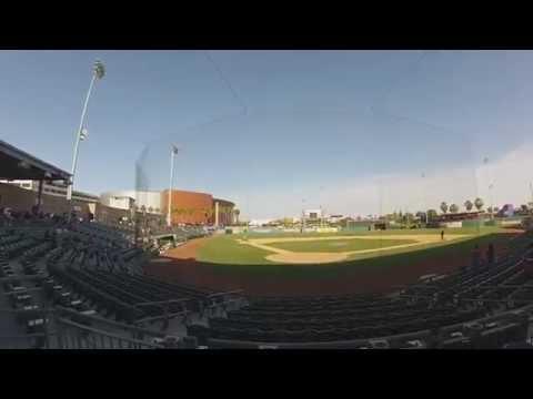 Ports Stadium Tour at Banner Island Ballpark