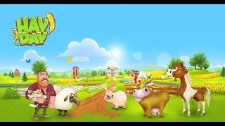 Hay Day-Farming Game