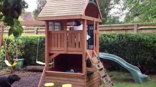 Ickworth Climbing Frame Customer Review