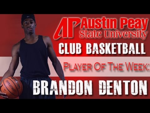 Player of the Week: Brandon Denton Drops 27 & Throws Down Sick Dunk!