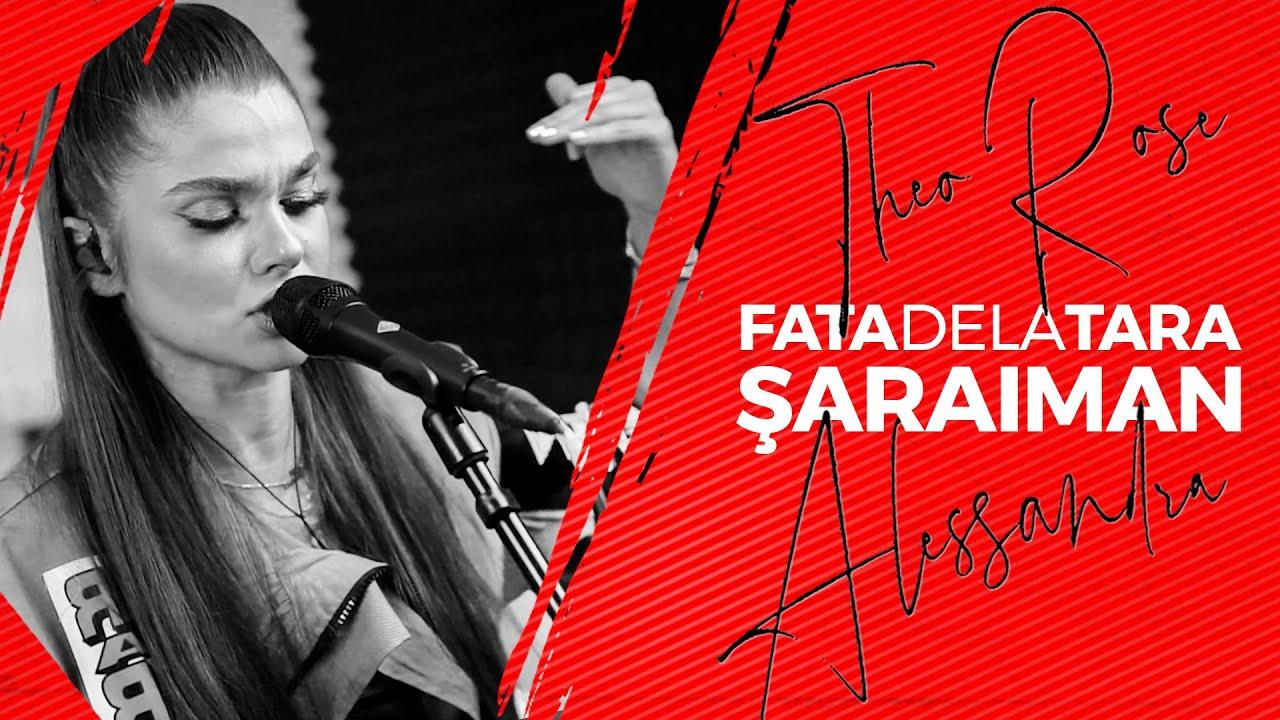 Fata de la tara vs Saraiman vs Misca din Buric  - Theo Rose cu Alessandra (LIVE la MUSICDelivery) ?