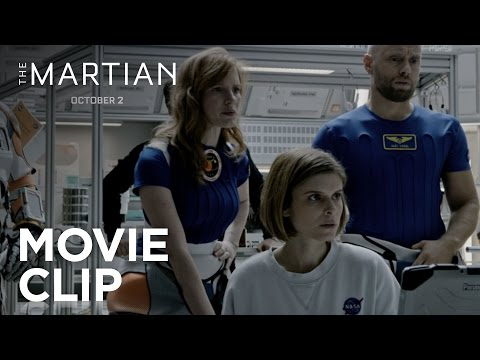 "The Martian | ""Storm Report"" Clip [HD] 