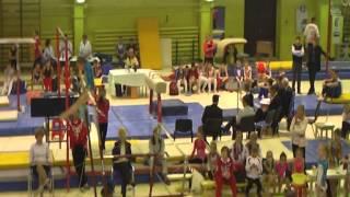 брусья финал 3 место Чебан Ксения  2005 гр  10,933