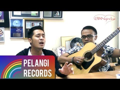Melayu - BIAN Gindas - Ku Bisa Merindu  Acoustic  Pelangi Records Office