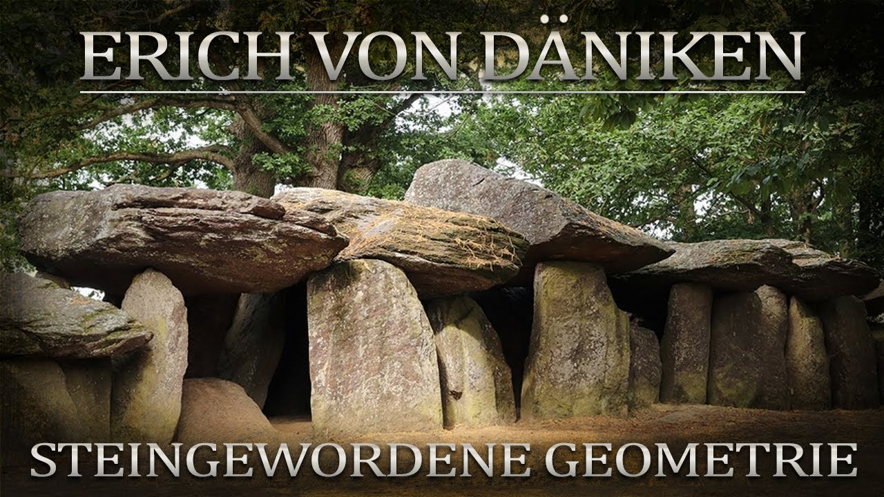 Erich von Däniken Steingewordene Geometrie