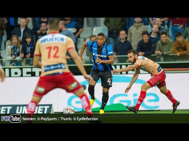 2018-2019 - Jupiler Pro League - 03. Club Brugge - KV Kortrijk 3-0