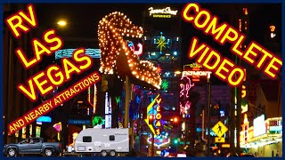 Visiting Las Vegas and other Nearby Attractions
