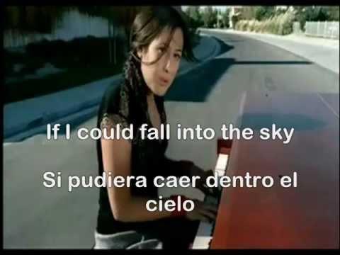 Vanessa Carlton A Thousand Miles subtitulos español ingles