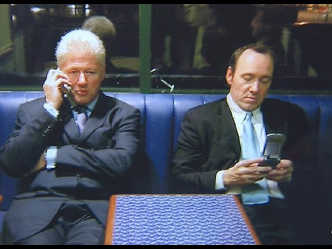 bill clinton kevin spacey and me in a blackpool mcdonalds